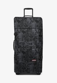 Eastpak - Wheeled suitcase - master black - 0