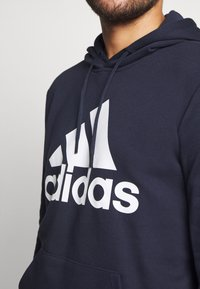 adidas Performance - ESSENTIALS SPORTS INSPIRED HOODED - Mikina skapucí - legend ink - 5