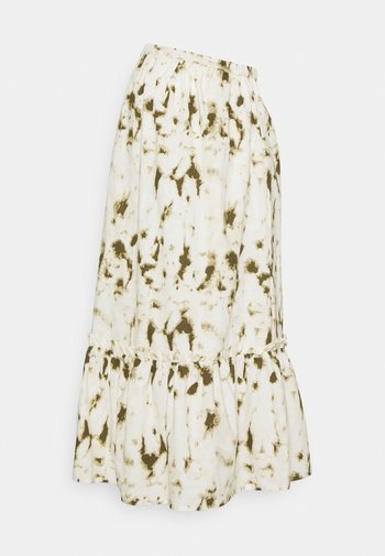 MLZARAH WOVEN SKIRT - A-line skirt - snow white