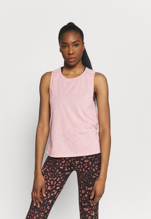 TANK - Top - relaxing pink