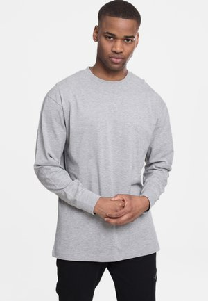 TALL TEE  - Long sleeved top - grey