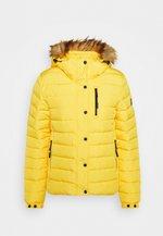CLASSIC FUJI JACKET - Winter jacket - nautical yellow