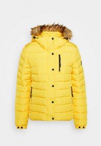 CLASSIC FUJI JACKET - Winterjacke - nautical yellow