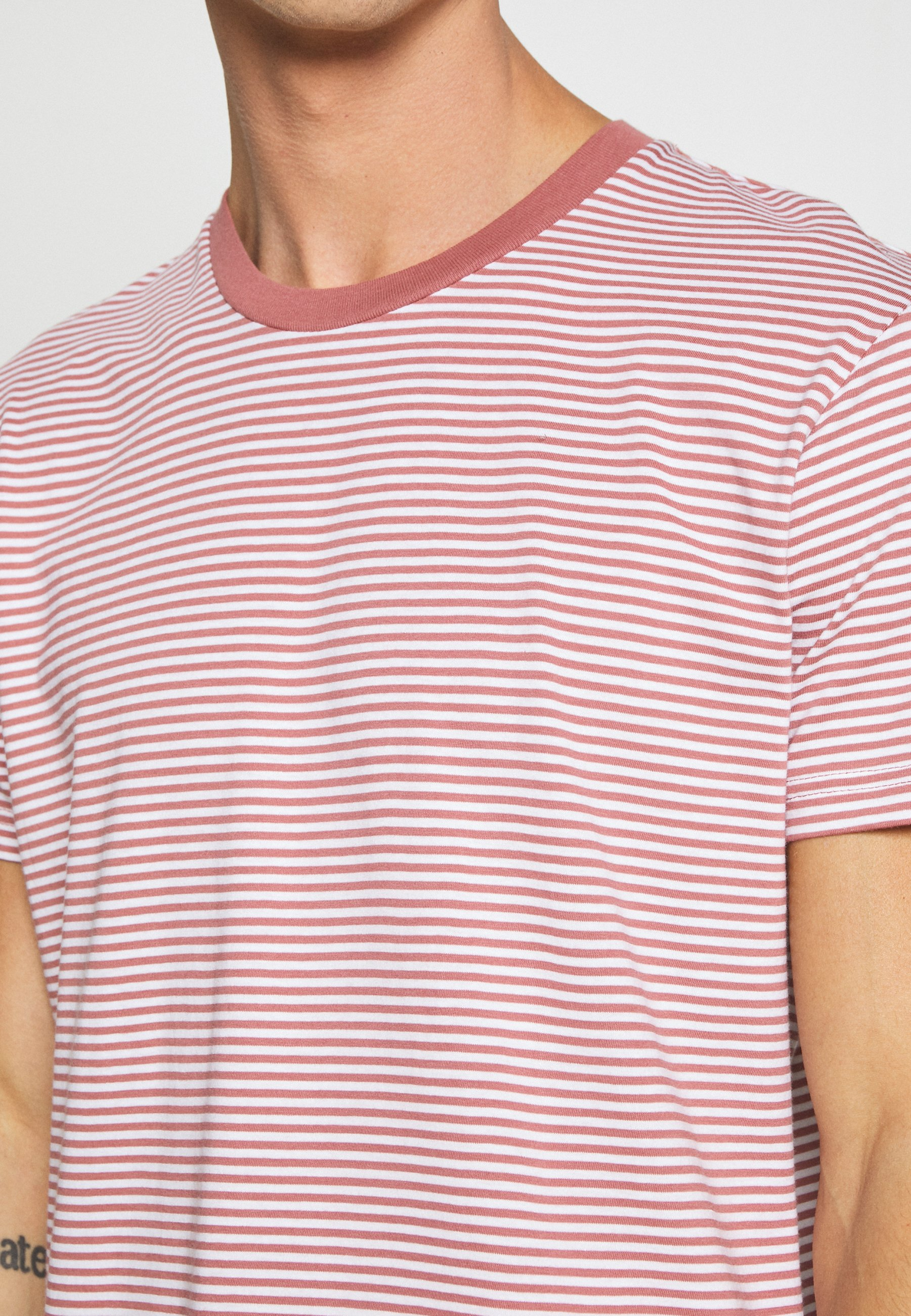 Mads Nørgaard FAVORITE MINI THOR - Print T-shirt - light pink DrEfi