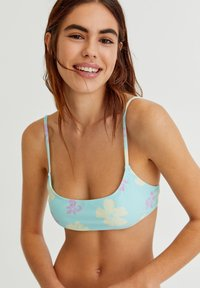 PULL&BEAR - Bikini top - lilac - 3