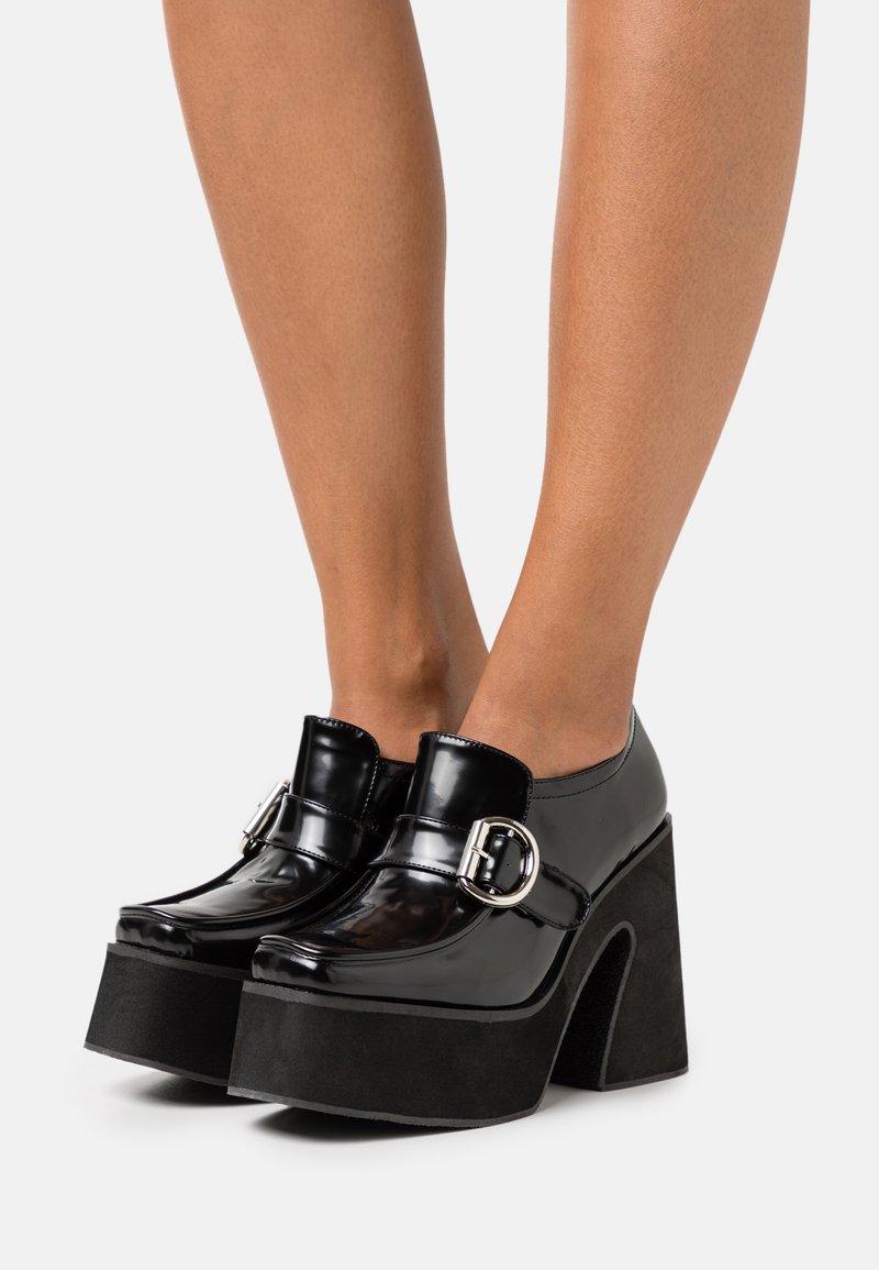 Koi Footwear - VEGAN  - Escarpins à talons hauts - black