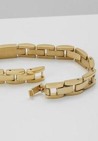 Guess - FLAT PLATE - Bracelet - gold-coloured - 3