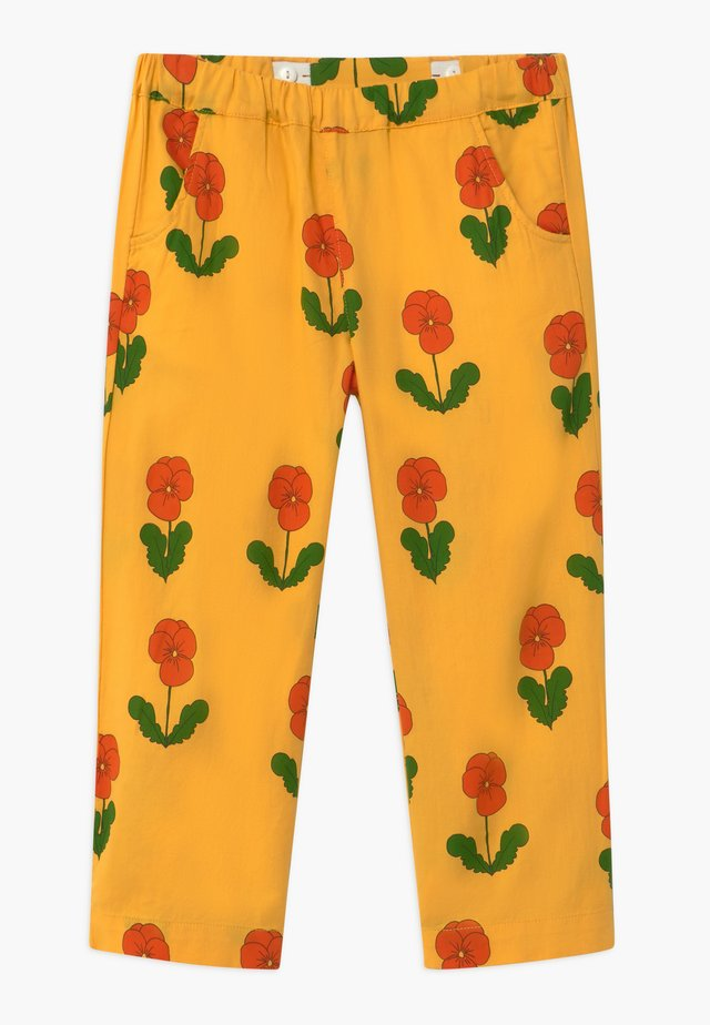 VIOLAS - Kalhoty - yellow