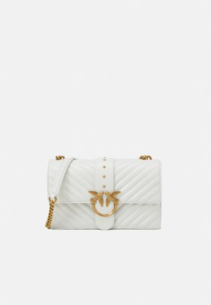 LOVE CLASSIC ICON - Across body bag - white