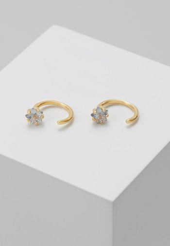 ASTRA - Earrings - gold-coloured