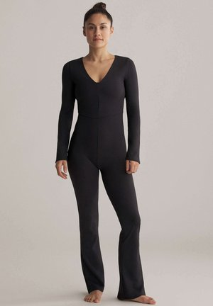 Gym suit - black