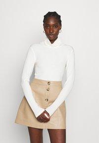 Birgitte Herskind - BEA BLOUSE - Long sleeved top - white - 0