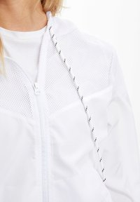 DeFacto - Light jacket - white - 4