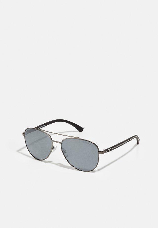 Sonnenbrille - matte gunmetal