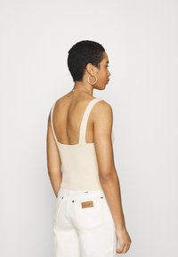 Abercrombie & Fitch - Top - soft yellow - 2