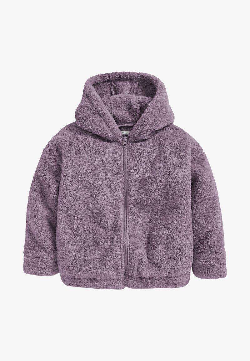 Next - Zip-up sweatshirt - grey
