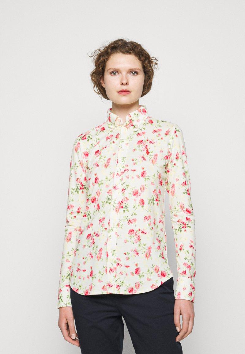 Polo Ralph Lauren - PRINTED - Button-down blouse - multi-coloured