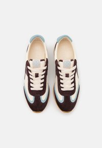Tory Burch - HANK  - Trainers - new ivory/northern blue - 4