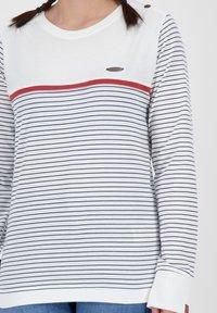 alife & kickin - Long sleeved top - white - 4