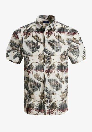 BOTANIKPRINT - Shirt - cloud dancer
