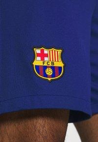 Nike Performance - FC BARCELONA SHORT HA - Sports shorts - deep royal blue/varsity - 5