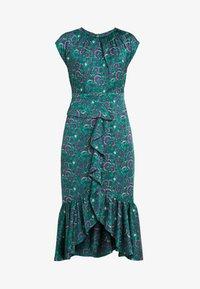 Three Floor - EXCLUSIVE DRESS - Sukienka koktajlowa - green - 6