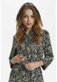 Soaked in Luxury - Shirt dress - black bean print - 2