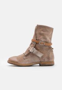 A.S.98 - Cowboy/biker ankle boot - dust - 1