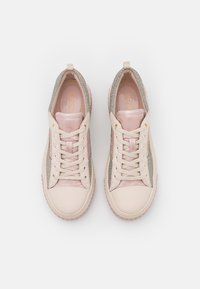MICHAEL Michael Kors - OSCAR LACE UP - Trainers - withe/rainbow - 4