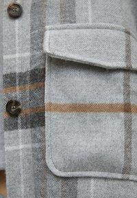 PULL&BEAR - Košile - mottled grey - 6