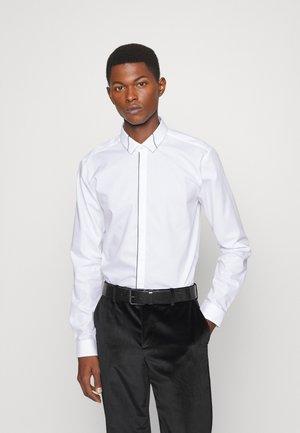 EVER - Formal shirt - open white