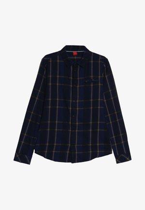LANGARM - Shirt - kobalt