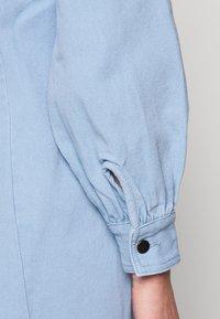 Bruuns Bazaar - VESTIE ZADENA DRESS - Denim dress - blue mist - 4