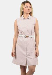 Desires - DREW - Shirt dress - light pink - 0