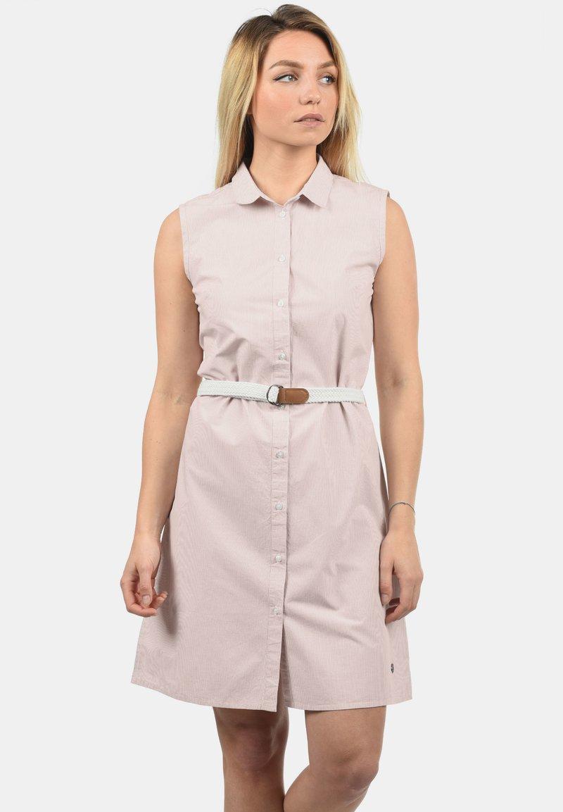 Desires - DREW - Shirt dress - light pink