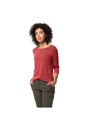 JWP 3/4 T W - Long sleeved top - coral red