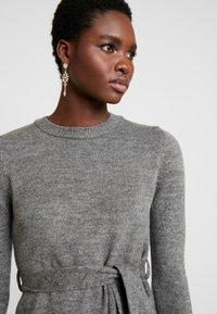 Anna Field - Jumper dress - grey - 3