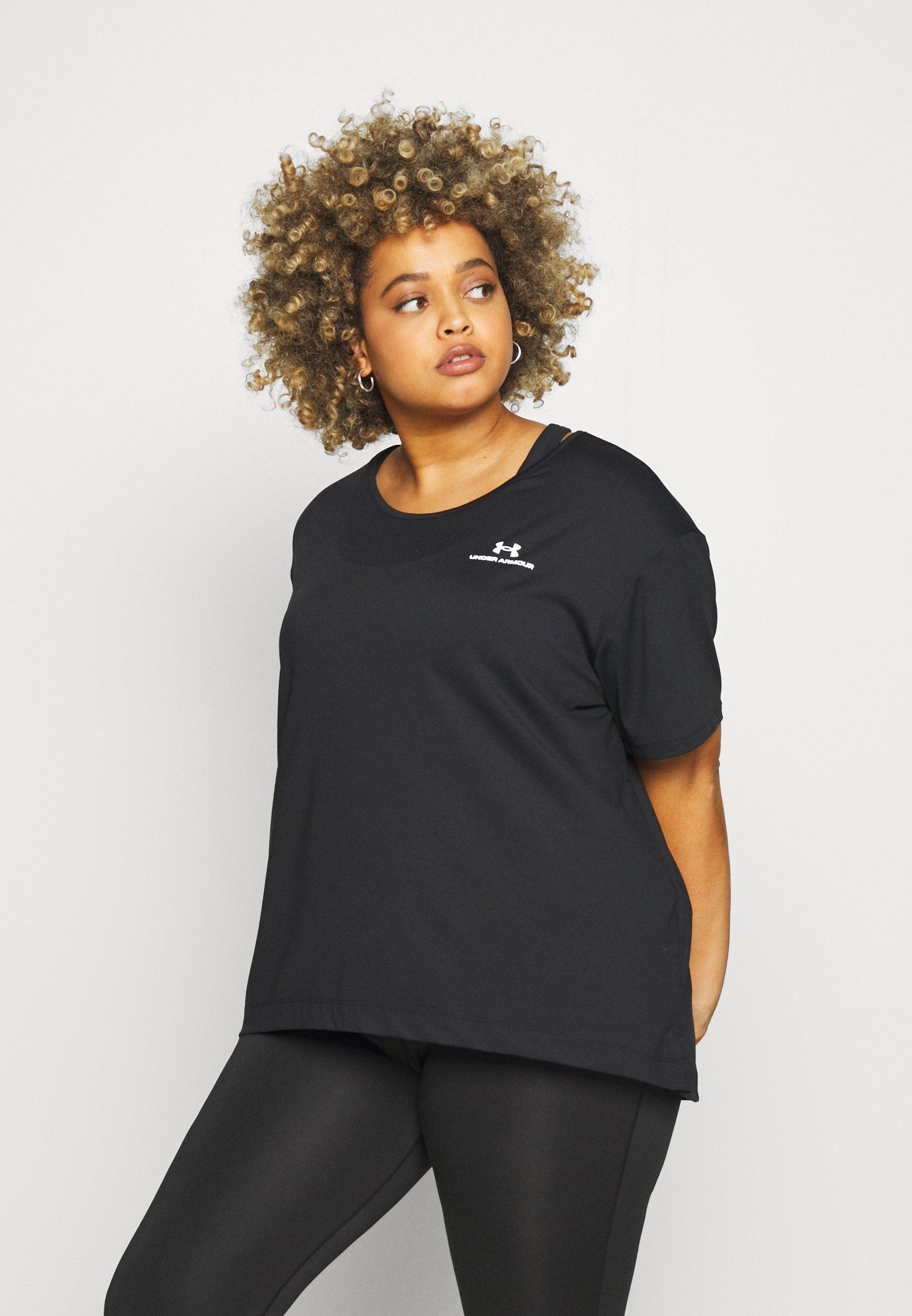 Women RUSH ENERGY CORE - Basic T-shirt