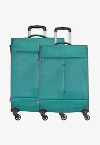 Roncato - Wheeled suitcase - green - 0