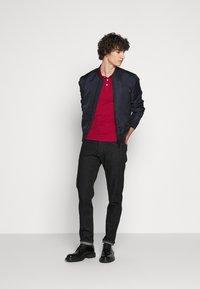 Emporio Armani - Jeans a sigaretta - black - 1