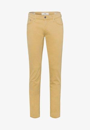 STYLE CHUCK - Jeans Straight Leg - sunset