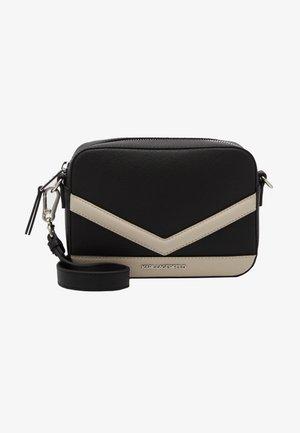 MAU CAMERA BAG - Across body bag - black
