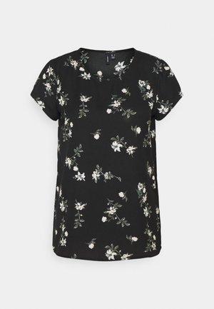 VMFALLIE - T-shirt con stampa - black