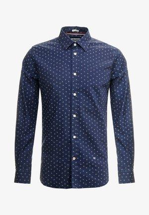 ADAN - Shirt - blue