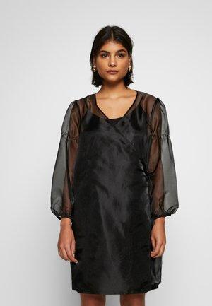 ROCKET DRESS - Vestito estivo - black