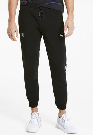 PUMA BMW M MOTORSPORT MEN'S SWEATPANTS MALE - Tracksuit bottoms - puma black
