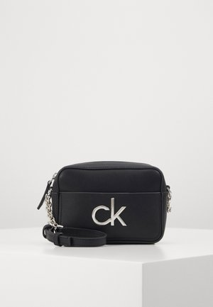 CAMERA BAG - Borsa a tracolla - black