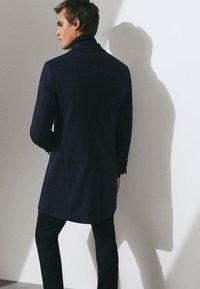 Massimo Dutti - Short coat - dark blue - 2