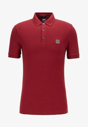 PASSENGER  - Polo shirt - dark red