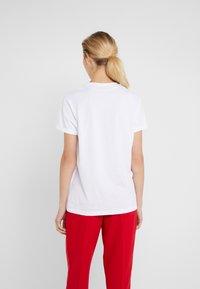 Vivetta - T-shirt con stampa - white - 3